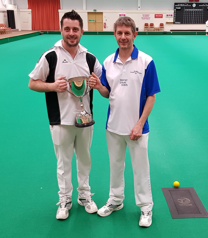 Thursday\'s Tournament Winners - Swansea Indoor Bowls Club