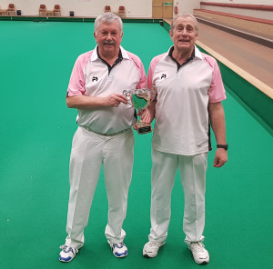 Mens Over 60s Pairs